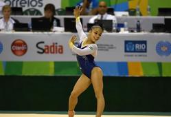 Ginastas brasileiros são convocados para última Copa antes da Olimpíada