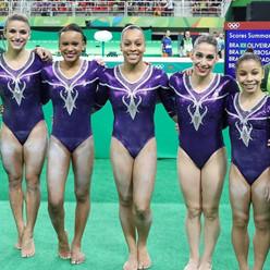 Seleção feminina de ginástica artística garante vaga na final