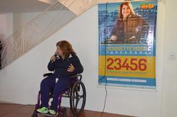 Georgette Vidor lança sua candidatura a vereadora