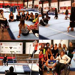 Georgette Vidor reúne ex-atletas