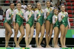 Em evento-teste, ginastas brasileiras conquistam vaga para Rio 2016