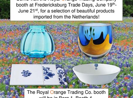 Royal Orange in Fredericksburg June 19-21