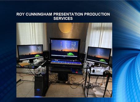 Roy Cunningham Presentation Production Services