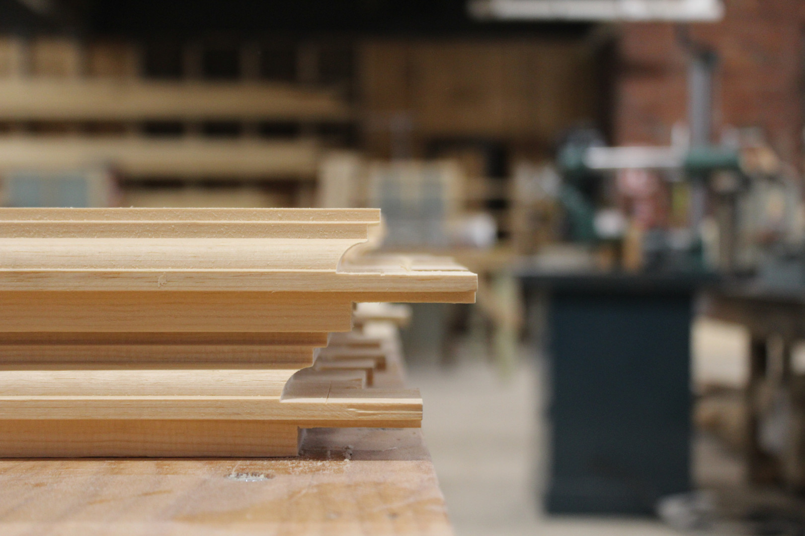 Tenon and cope