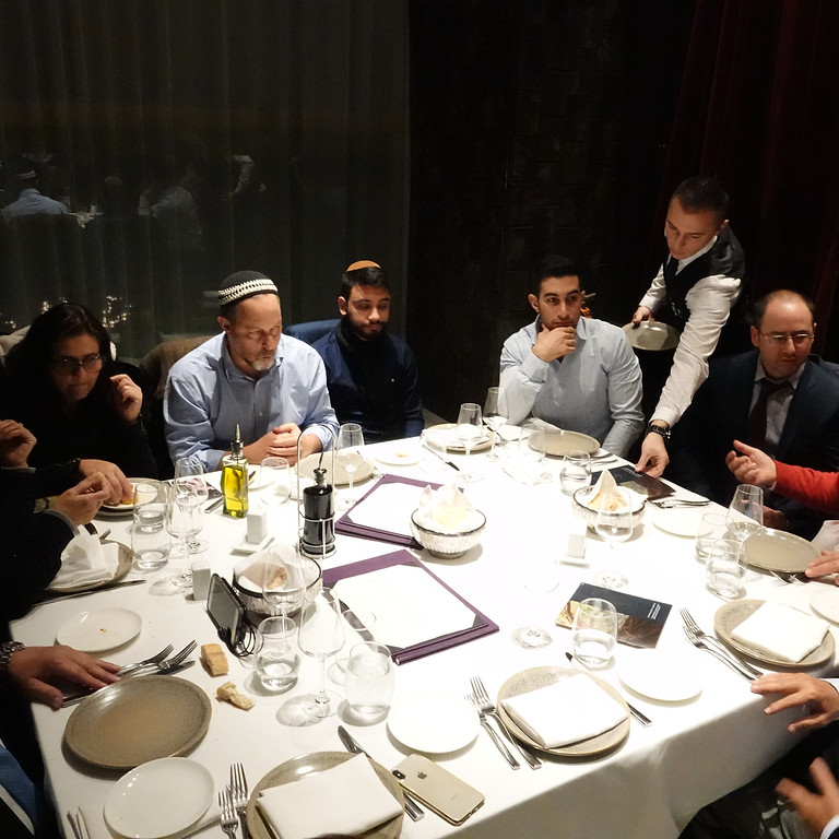 Kick-Off - American Friends of Zera Israel Inc.