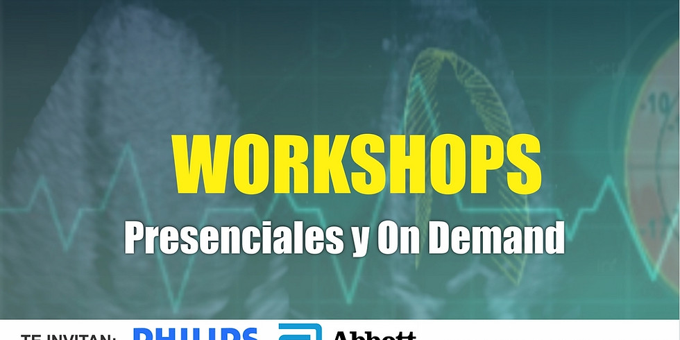 Registro a Workshops (presenciales y On Demand)