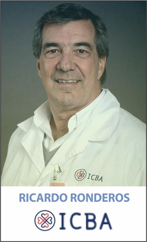 RICARDO RONDEROS, MD, PhF. FASE.