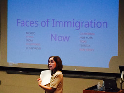 Increasing Awareness on Immigrant Issues