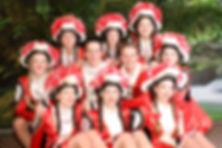 Tanzcorps der LiKüRa Ehrengarde