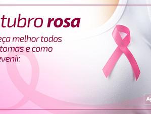 Outubro Rosa 2016 - conheça melhor e saiba como evitar o câncer de mama: vamos falar sobre isso?