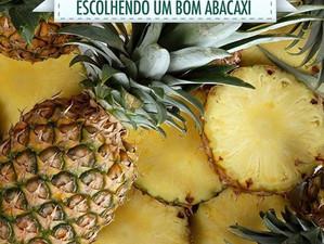 Escolhendo um bom abacaxi