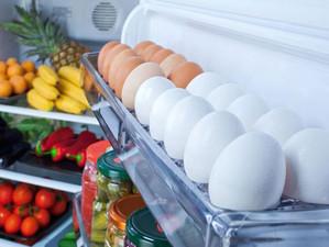 6 dicas para uma geladeira perfeitamente limpa e organizada.