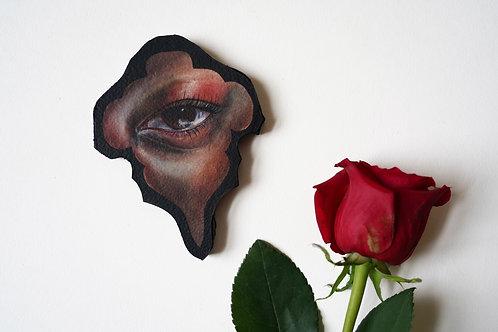 "Original Painting -""Lover's Eye"""