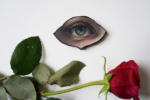 Original Painting - Small Eye