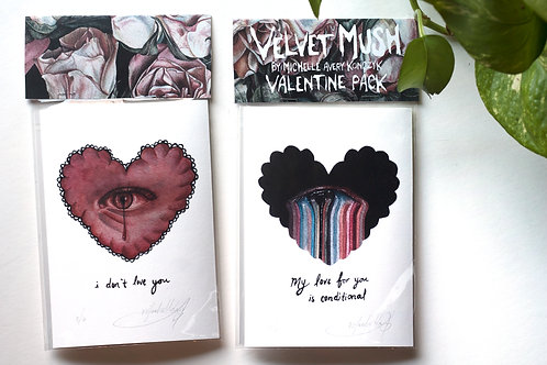 Two Pack Valentine Set!