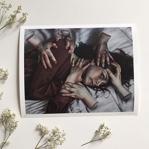 'The Remaining'8x10 Print