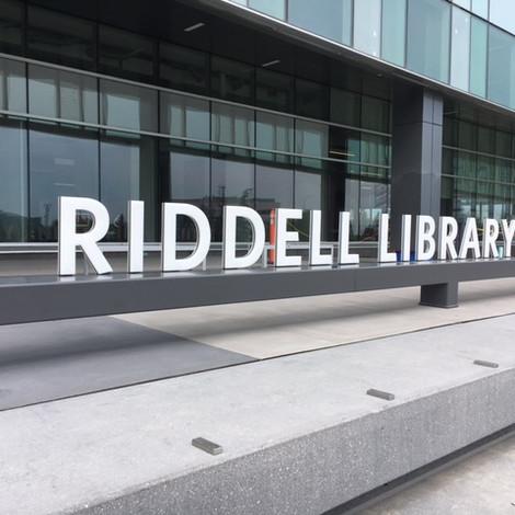 Riddell Library (Install)