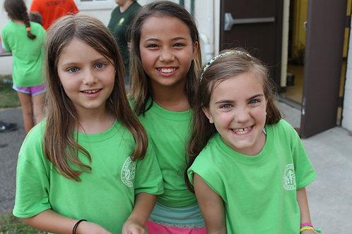 Camper Fee for Group of Three Siblings