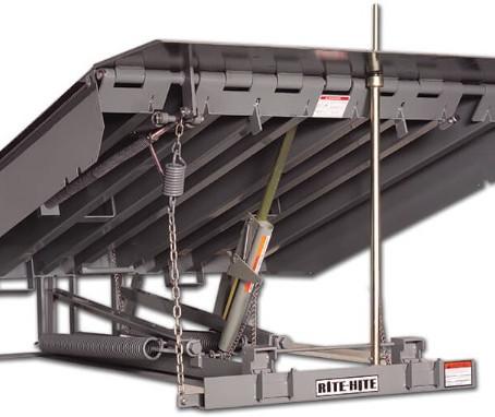 Rampa mecánica – Sistema de levante