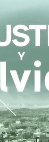 JUSTICIA Y OLVIDO