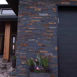 Black Terracotta Ledgestone