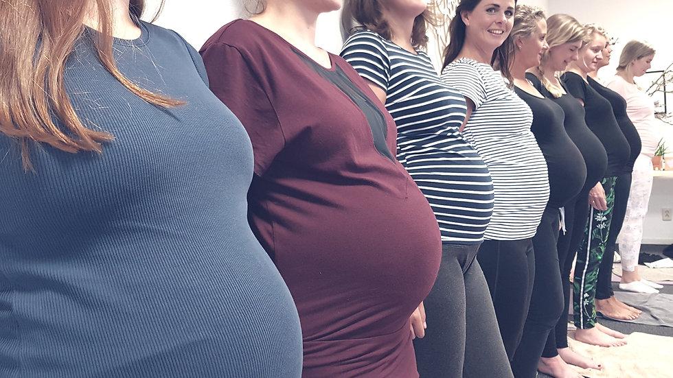 Zwanger in Balans kort en krachtig start ,,,,,