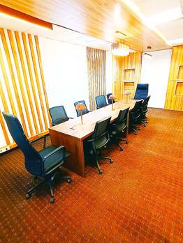 Salle de réunion ultra tendance à Dakar