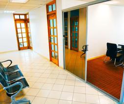 Bureau moderne à Dakar