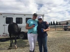 Elena and Karen at Greenville 2017.jpg