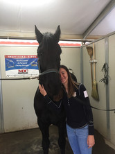 Megan and her new horse Odin .jpg
