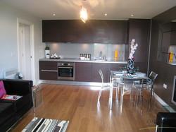 lounge/cozinha integrados
