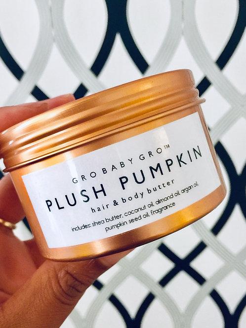 Plush Pumpkin Hair & Body Butter