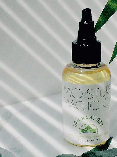 Moisture Magic Oil