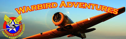 Warbird Adventures Flights