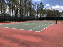 HR - Communal Tennis Courts