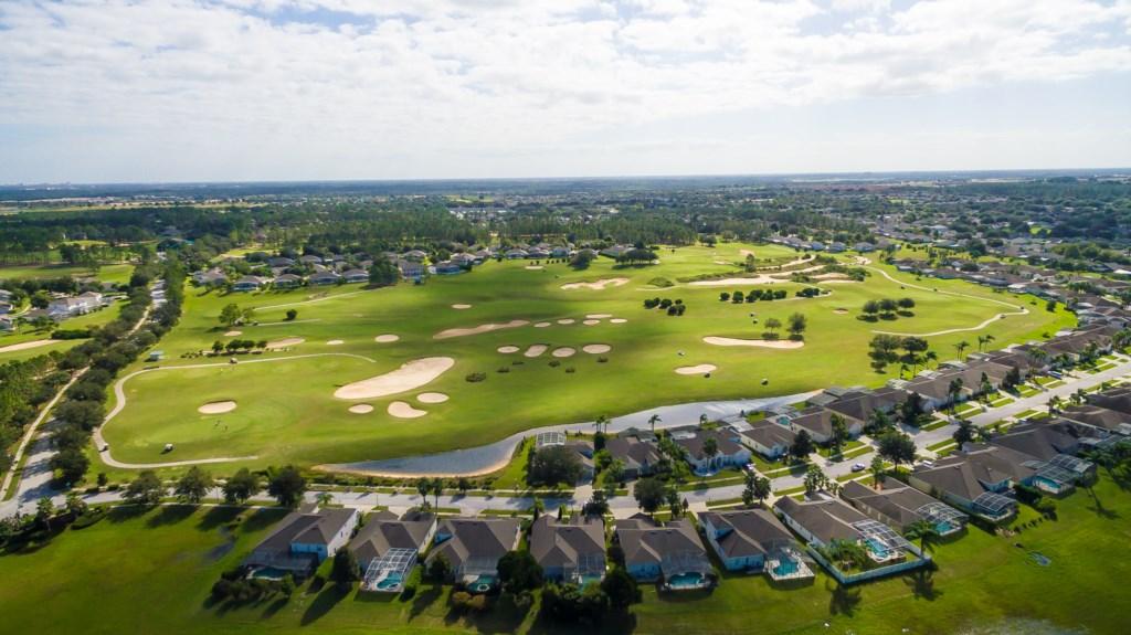 HR - Golf Course