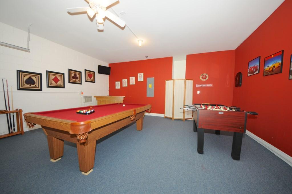 Garage Game Room1