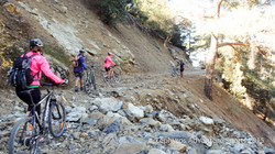 Mountain biking in Cyprus