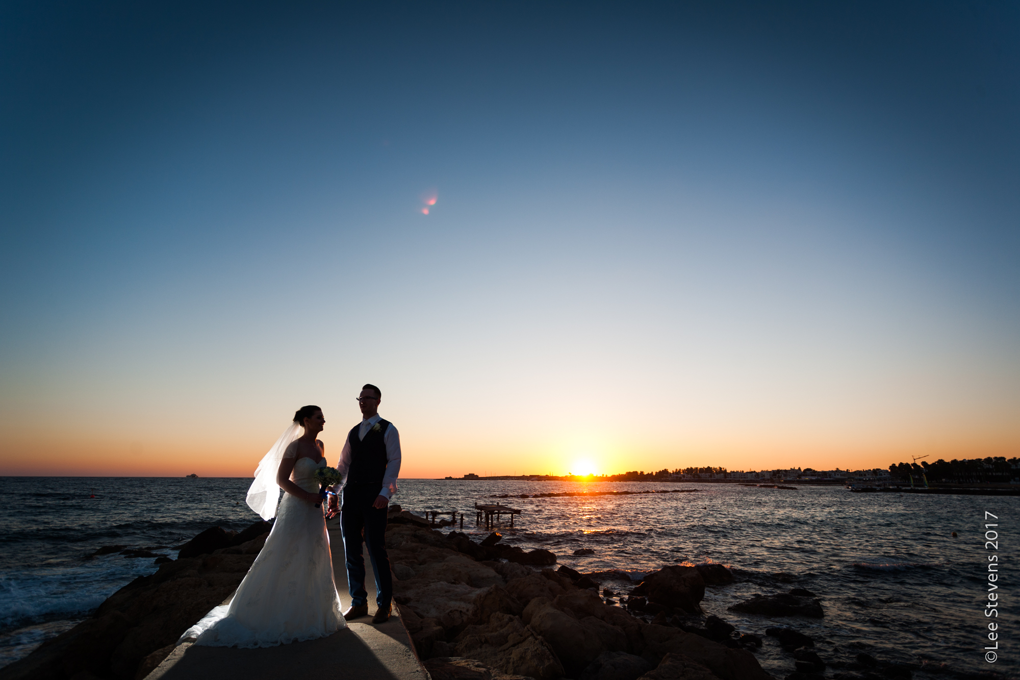 wedding photographer in paphos