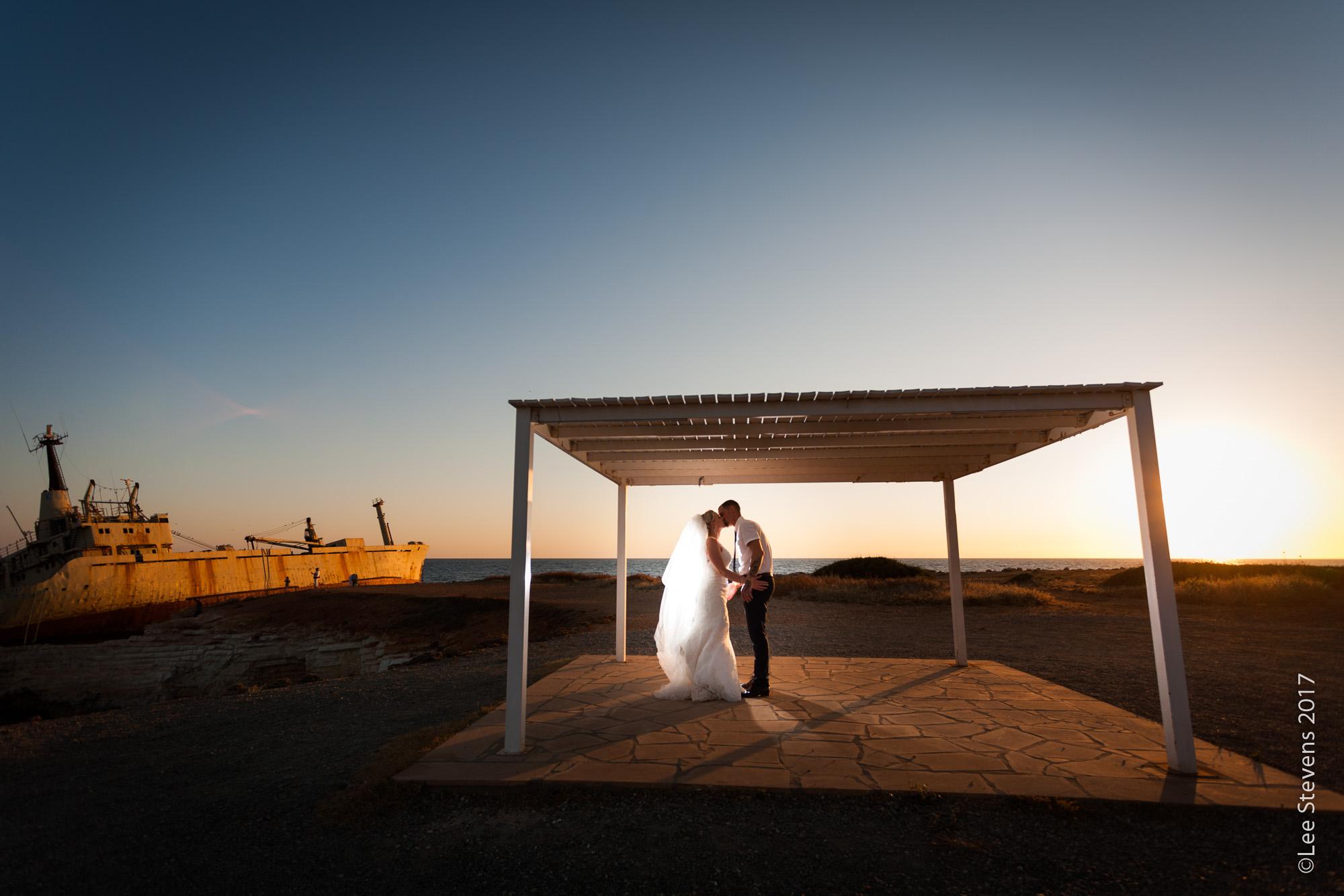 wedding photographer in paphos