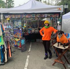 Gainesville Downtown Art Show 2019