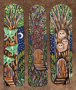"""Manor Entrances"" Gainesville Fine Arts Association Exhibit at Sweetberries"