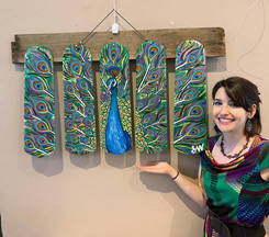 Featured Artist, April 2019 at 435 South Main
