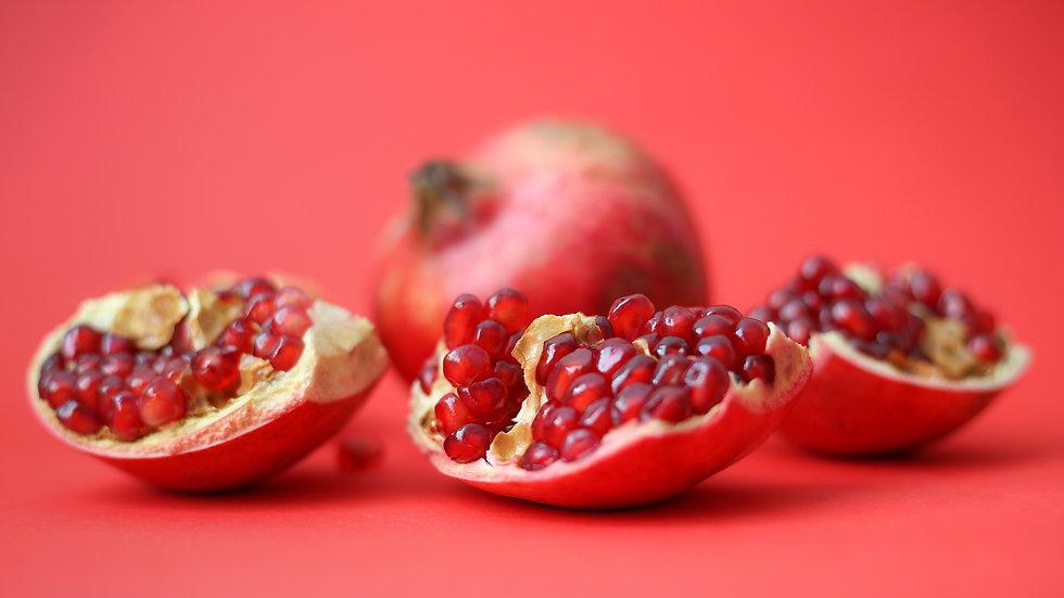 Pinot Grigio / Pomegranate