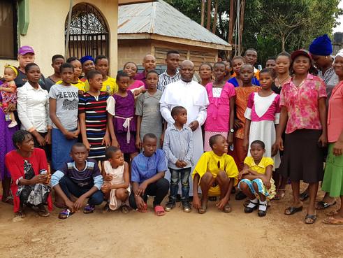 Verein EineWelt fördert Projekte in Nigeria und Indien