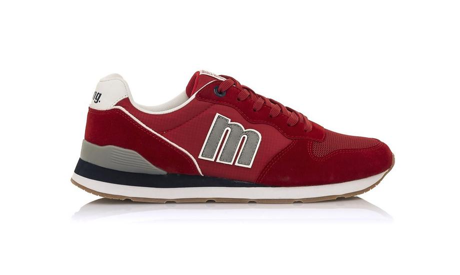 Zapato Mustang 84467 Joggo Rojo
