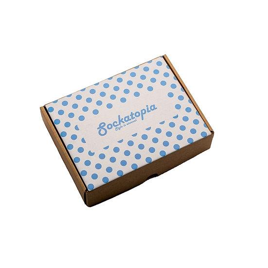 Caja + 4 Calcetines