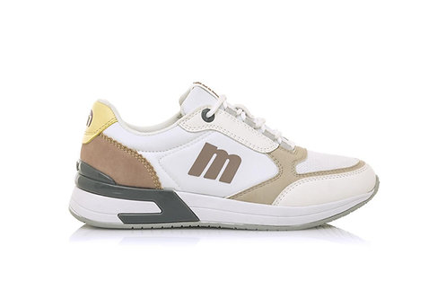Zapato Mustang 60017 Blanco