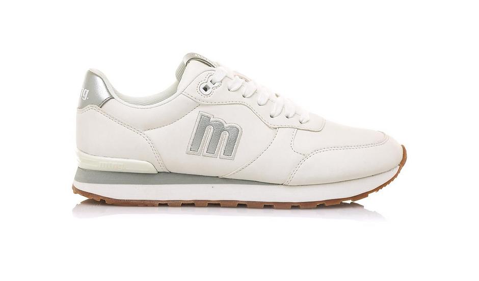 Zapato Mustang 69711 Joggi Blanco
