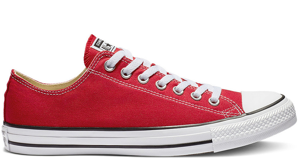 Zapato Converse All Star M9696C Red